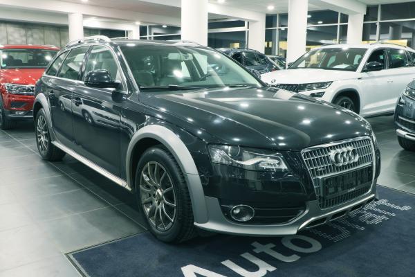 Audi A4 Avant Allroad 4x4 2.0 TDI 125kW