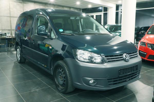Volkswagen Caddy Kombi Maxi 1.6 TDI 75kW / 7-míst