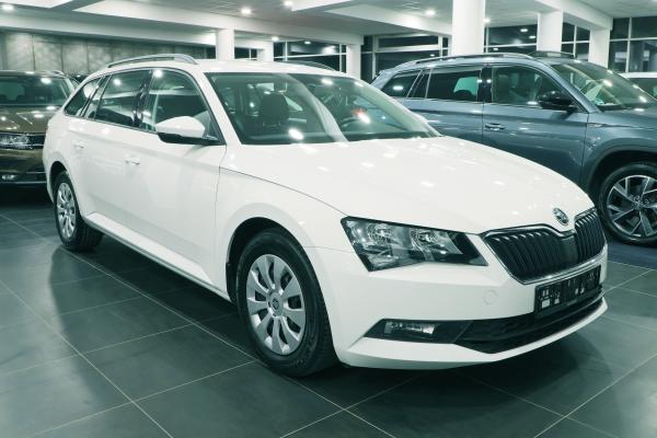Škoda Superb 3 Combi 2.0 TDI 110kW