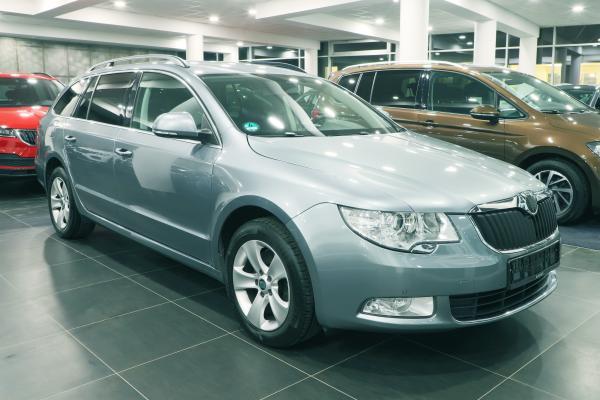Škoda Superb 2 Combi 2.0 TDI 103kW
