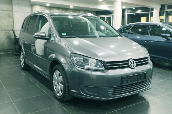 Volkswagen Touran Comfortline 2.0 TDI 103kW / 7-míst