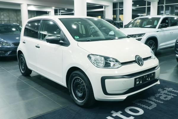 Volkswagen up! load up! 1.0 50kW / CNG