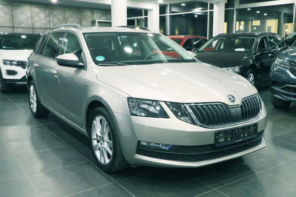 "Škoda Octavia Combi ""Limited Edition"" 1.4 TSI 110kW / Facelift"