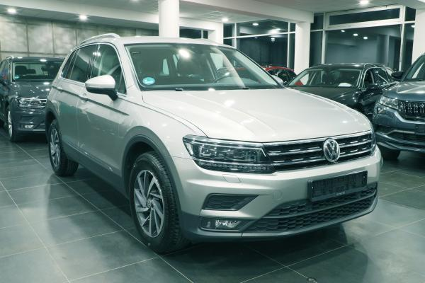 Volkswagen Tiguan 4x4 2.0 TDI 140kW DSG