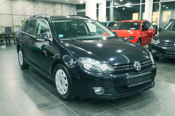 Volkswagen Golf 6 Variant Comfortline 1.6 TDI 77kW