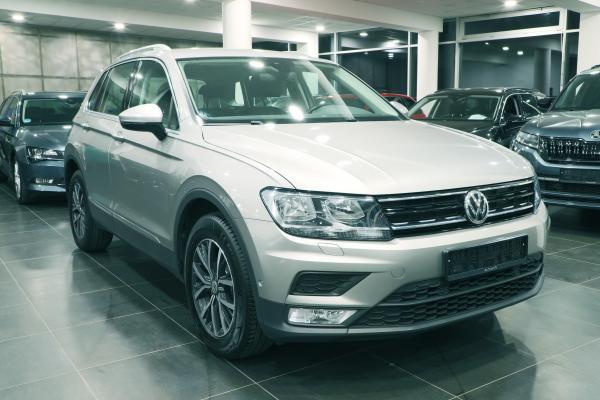 Volkswagen Tiguan Comfortline 2.0 TDI 110kW