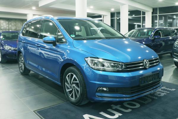 """Volkswagen Touran """"SOUND"""" 1.2 TSI 81kW"""