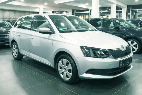 Škoda Fabia Kombi Ambition 1.4 TDI 66kW