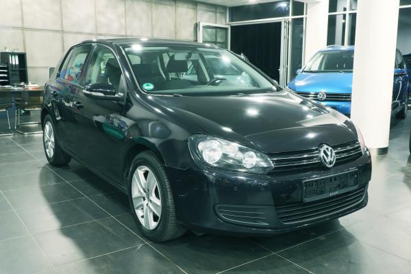 Volkswagen Golf 6 Comfortline 2.0 TDI 103kW