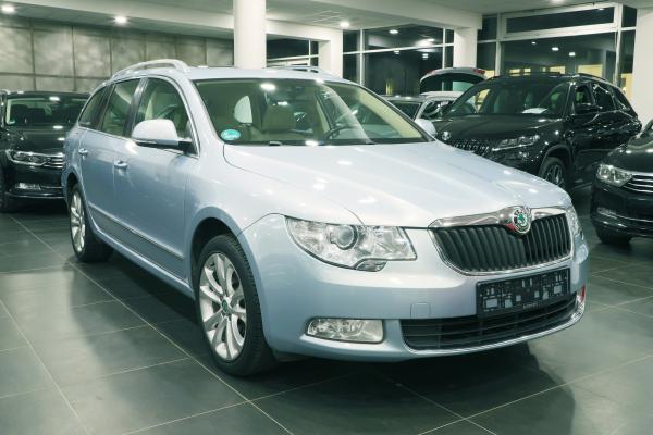 Škoda Superb 2 Combi Elegance 2.0 TDI 125kW