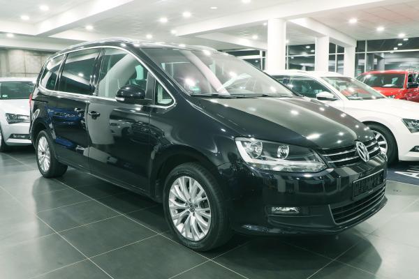 Volkswagen Sharan 2.0 TDI 103kW / 7-míst