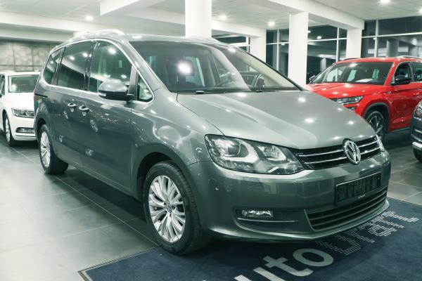 Volkswagen Sharan Highline 2.0 TDI 125kW DSG