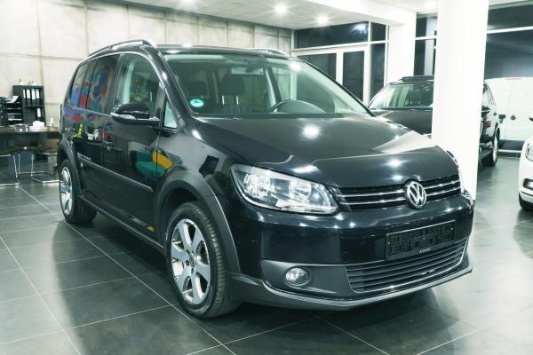 Volkswagen Touran CrossTouran 1.6 TDI 77kW / 7-míst
