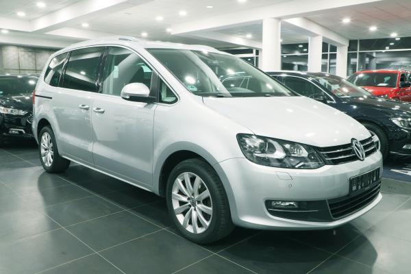 Volkswagen Sharan Highline 2.0 TDI 103kW / 7-míst / Webasto / Int.dětské sedačky