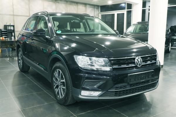 Volkswagen Tiguan Comfortline 2.0 TDI 110kW DSG / Active info Display