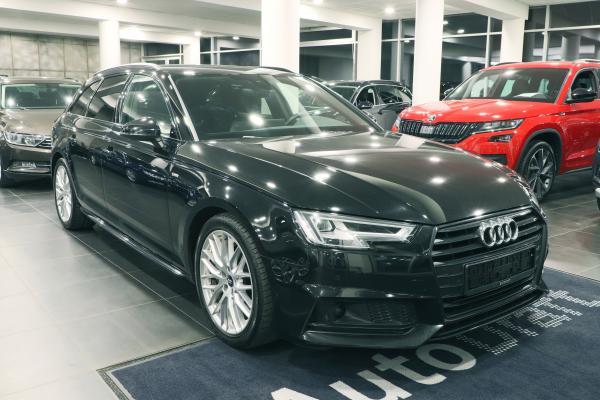Audi A4 Avant S-Line 2.0 TDI 140kW S-tronic