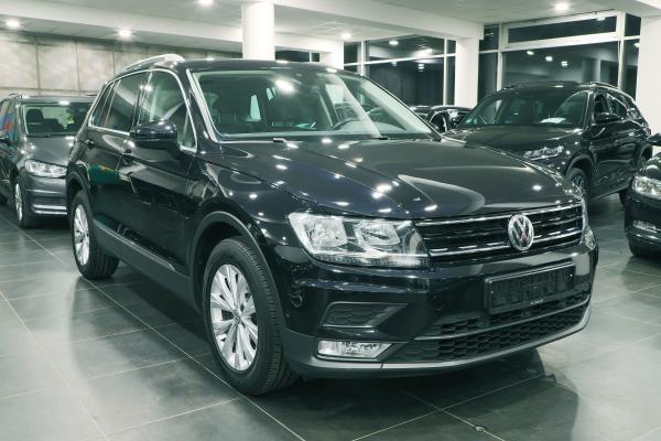 Volkswagen Tiguan 2.0 TDI 110kW Comfortline