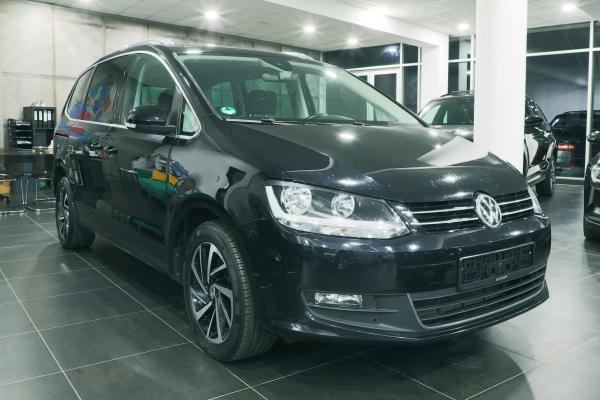 Volkswagen Sharan 2.0 TDI 110kW DSG / 7-míst