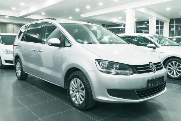 Volkswagen Sharan Comfortline  2.0 TDI  130 kW - Komisní prodej / DPH nelze odečíst