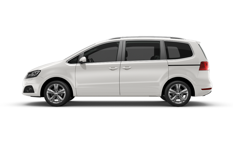 SEAT Alhambra Style 2.0 TDI 125kW / 7- míst