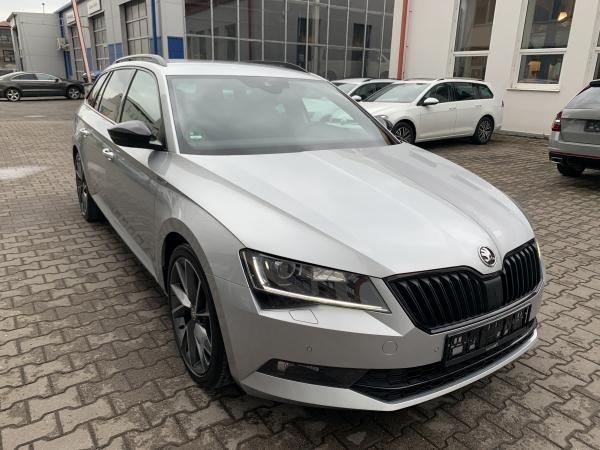 Škoda Superb 3 Combi 2.0 TDI 140kW Sportline