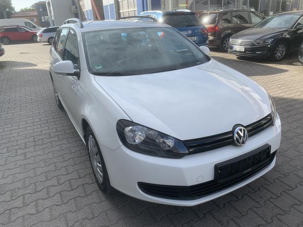 Volkswagen Golf 6 Variant 1.6 TDI 77kW