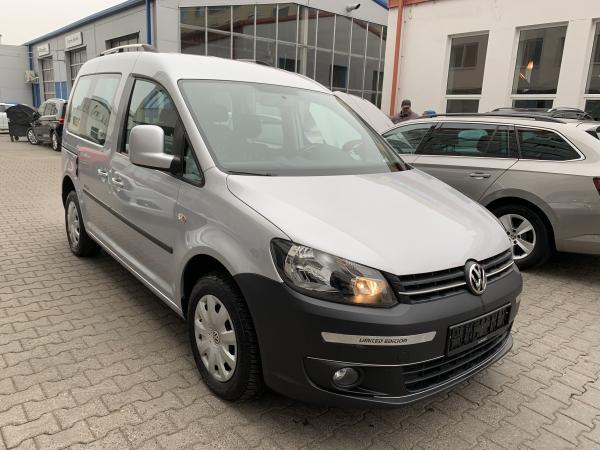 Volkswagen Caddy Kombi 1.6 TDI 75kW