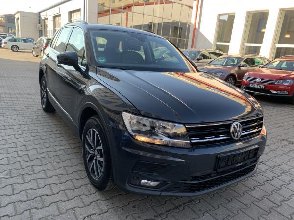 Volkswagen Tiguan Comfortline 4x4 2.0 TDI 110kW DSG / Webasto